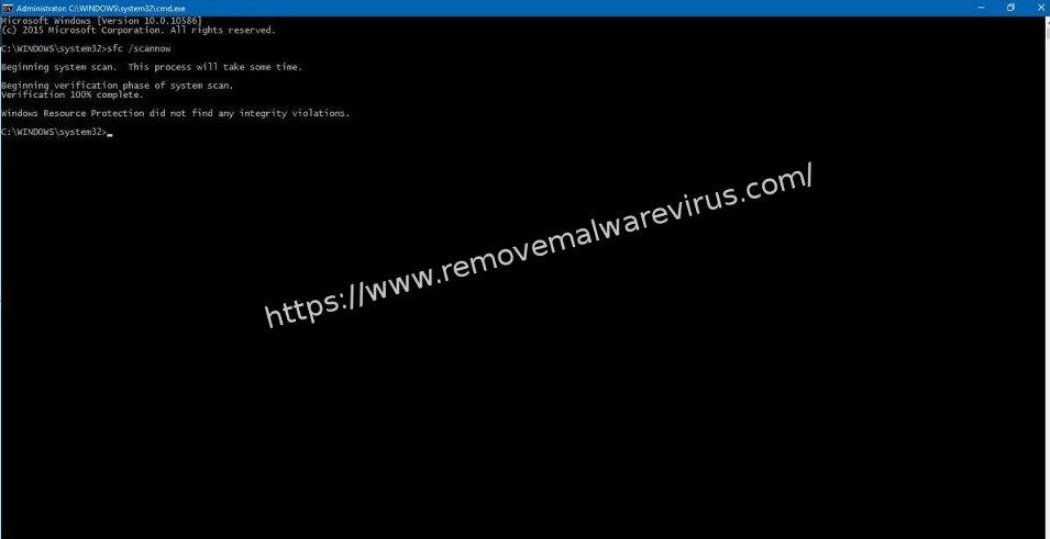 sfc Solution To Resolve Error Code 0xc000012f On Windows